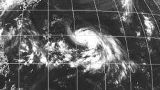 Burza Ma-na rozkręca się na Pacyfiku