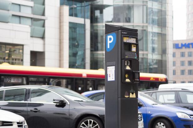 W parkomatach nie można zapłacić kartą ZDM