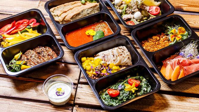 Dieta pudełkowa - sanepid ma zastrzeżenia