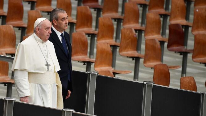 Papież Franciszek o szczepionce na COVID-19: dziedzictwo całej ludzkości