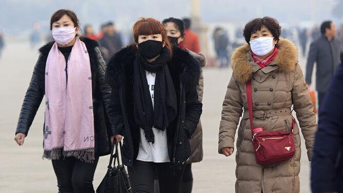 Wdychanie zanieczyszczonego powietrza <br />prowadzi do otyłości