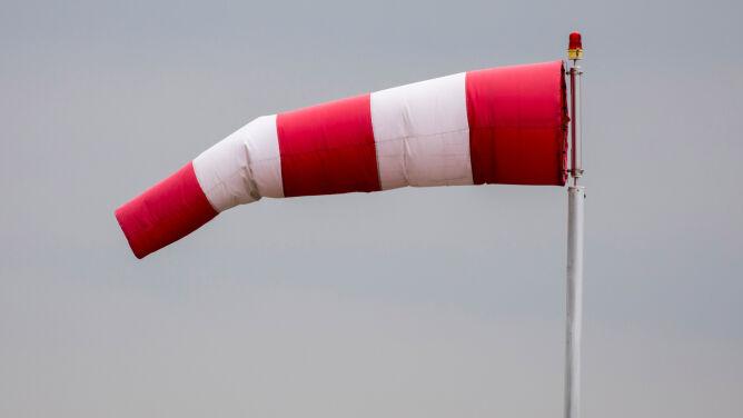 Porywisty wiatr. Możliwe alarmy IMGW