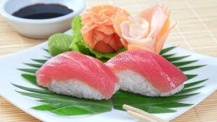Sushi z tuńczyka? Niedługo może go zabraknąć