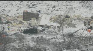 Doszło do kolejnego osunięcia ziemi w rejonie Ask
